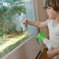 Как мыть окна из ПВХ? - Окна Rich
